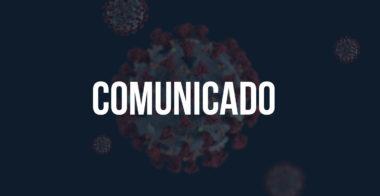 comunicado cin coronavirus